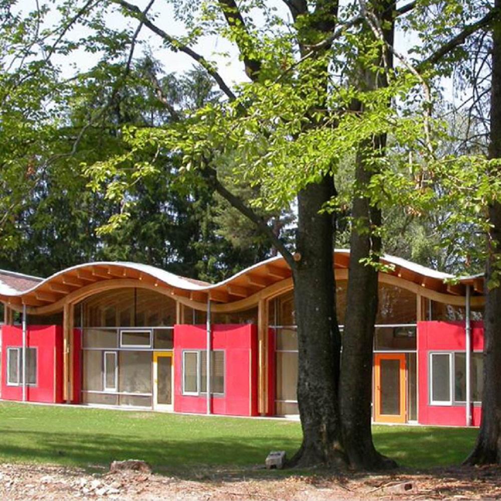 kindergarten und caritas-zentrum, geretsried