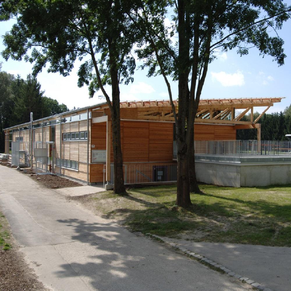 vereinsheim und jugendzentrum