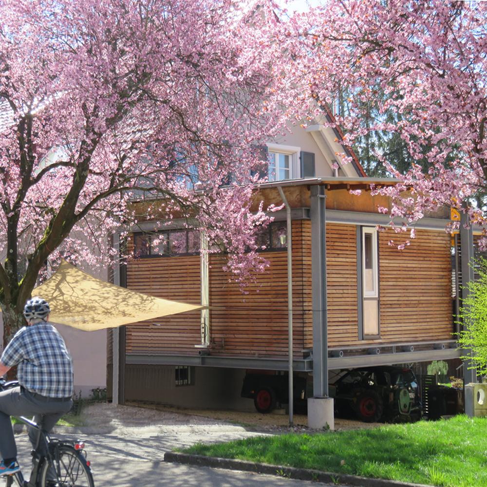 anbau wohnhaus, allensbach
