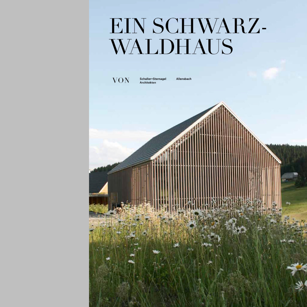 ein schwarzwaldhaus, beitrag aus -häuser des jahres 2014-