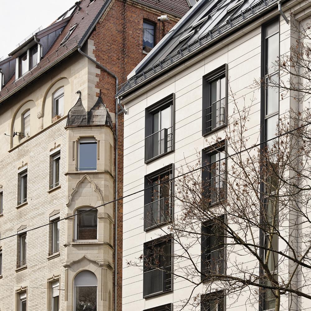 energetische sanierung appartementhaus, stuttgart