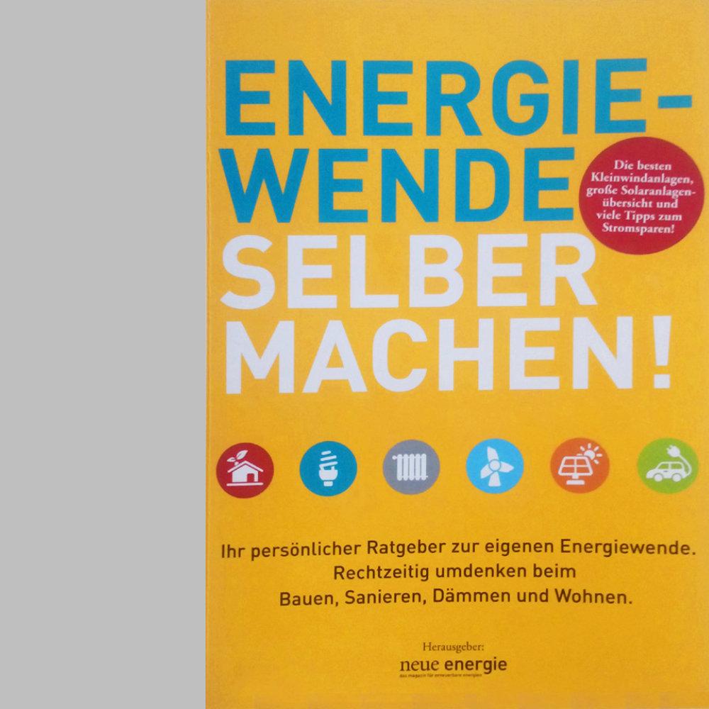 energiewende selber machen