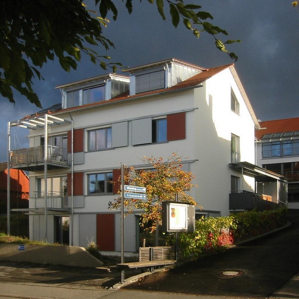 evangelisches gemeindehaus, allensbach