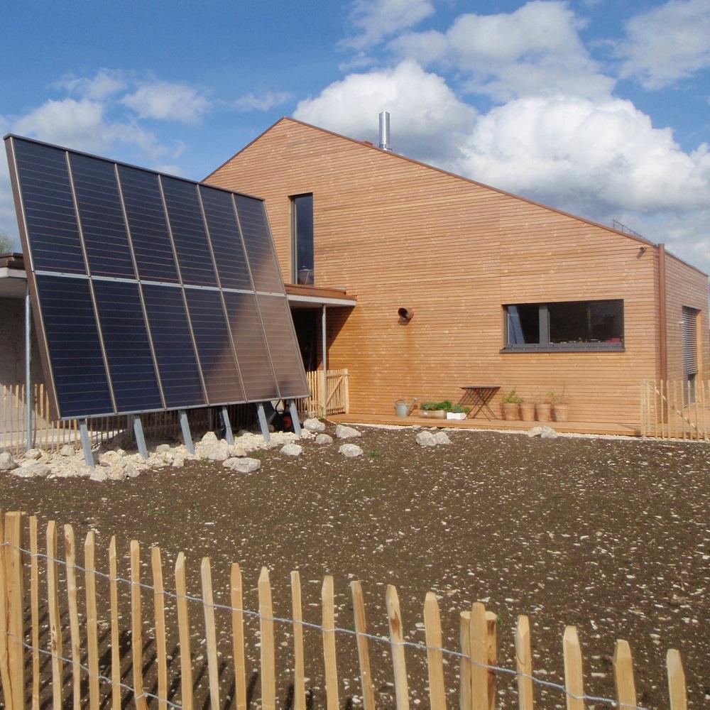 solarhaus, grabenstetten